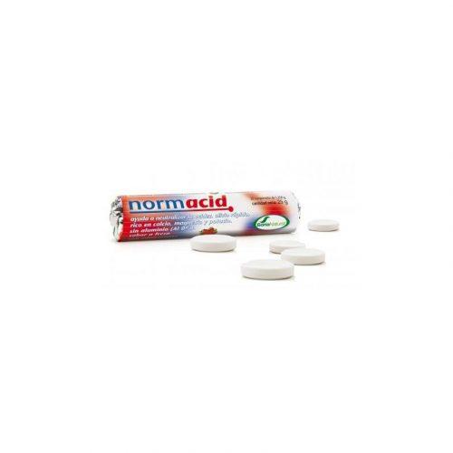 Normacid 20 comprimidos. Soria Natural