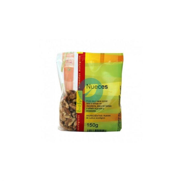 Nueces peladas 150 gr. Biospirit