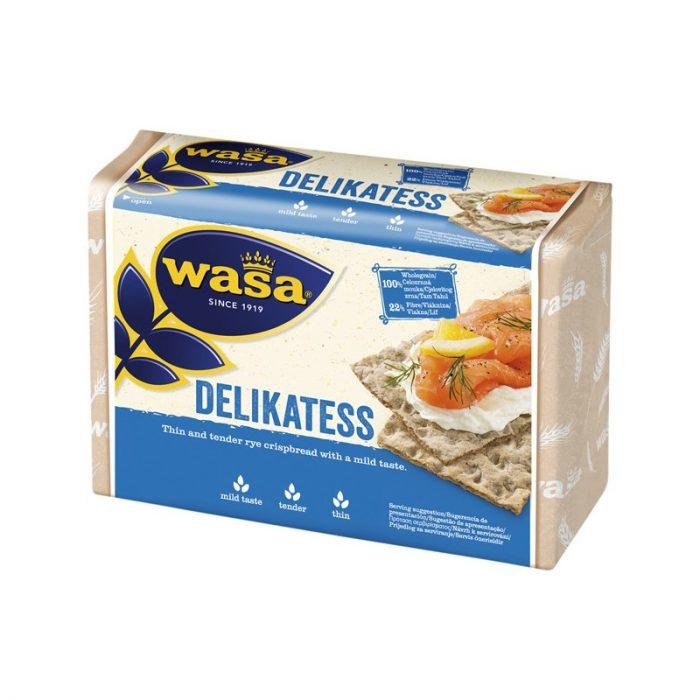 Pan delikatess 250 gr. Wasa