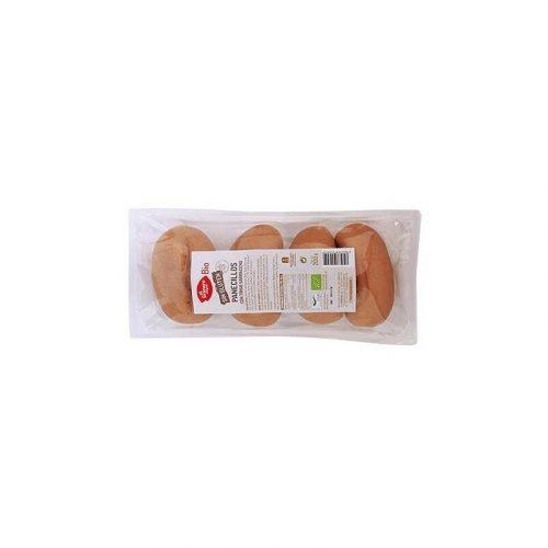 Panecillos de trigo sarraceno sin gluten bio 200 gr. El Granero