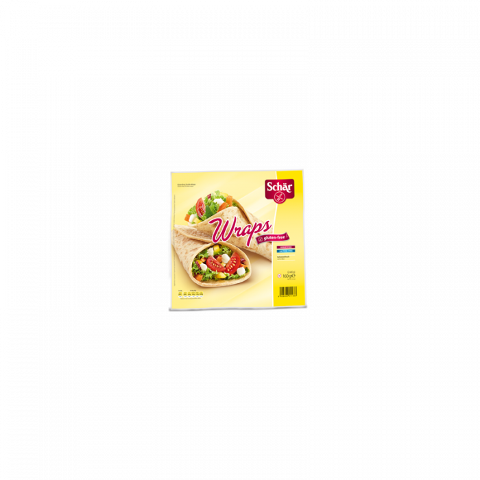 Wraps sin gluten 160 gr. Schar