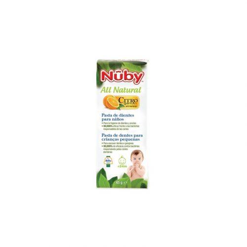Pasta dental infantil 45 gr. Nuby