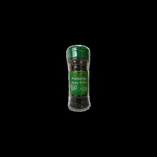 Pimienta negra grano bio 40 gr. Artemis