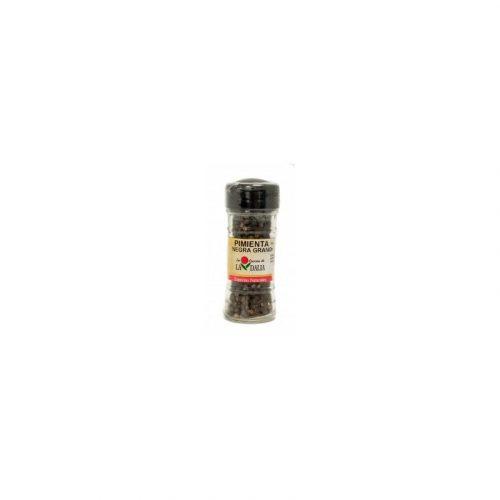 Pimienta negra en grano 25 gr. La Dalia