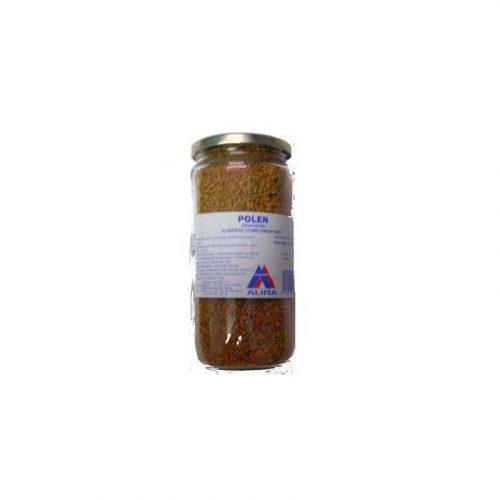 Polen de abejas tarro 450 gr. Alina