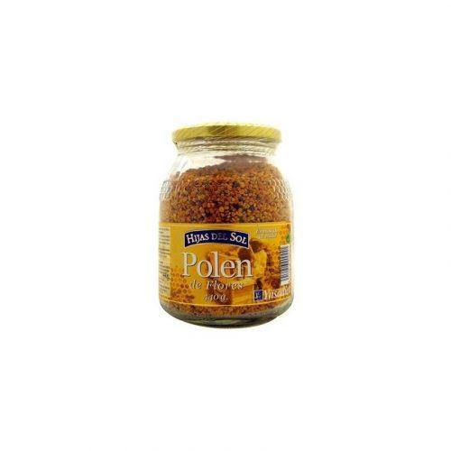 Polen en grano frasco 440 gr. Hijas del Sol