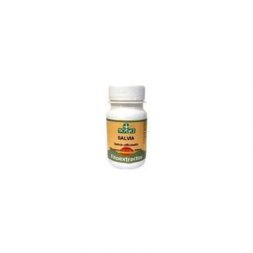 Salvia 100 comprimidos 500 mg. Sotya