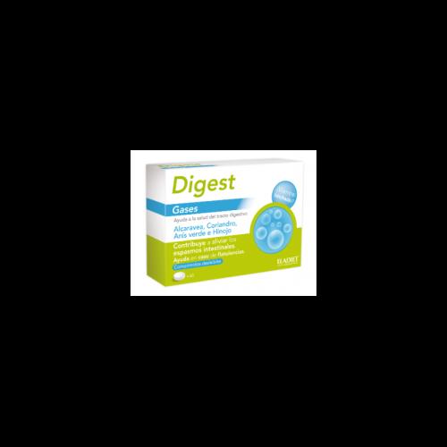 Digest gases 60 comprimidos. Eladiet