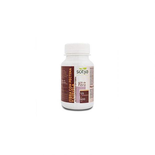 Fibra + ciruela + PEC 125 comprimidos 600 mg. Sotya