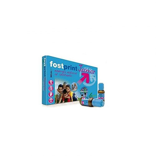 Fost Print Junior 20 ampollas 300 ml. Soria Natural