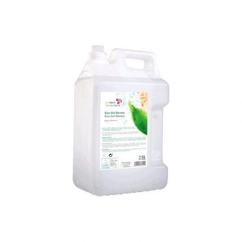 Gel de manos recargable bio 5 L. Ecotech