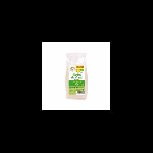 Harina de avena sin gluten bio 500 gr. Sol Natural