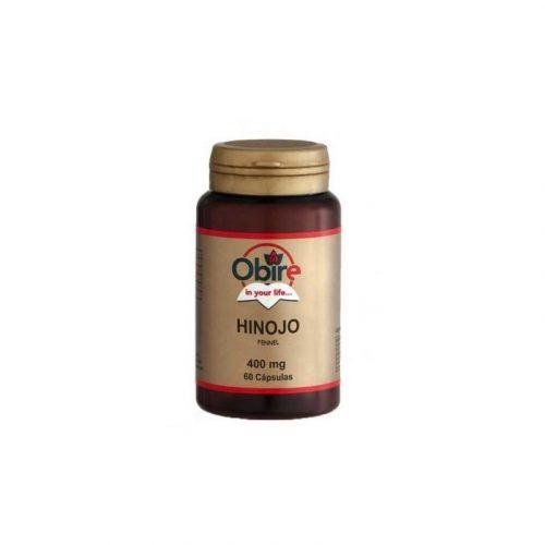 Hinojo 400 mg. 60 cápsulas. Obire