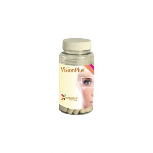 Visionplus 60 cápsulas de 500 mg. Mundo Natural