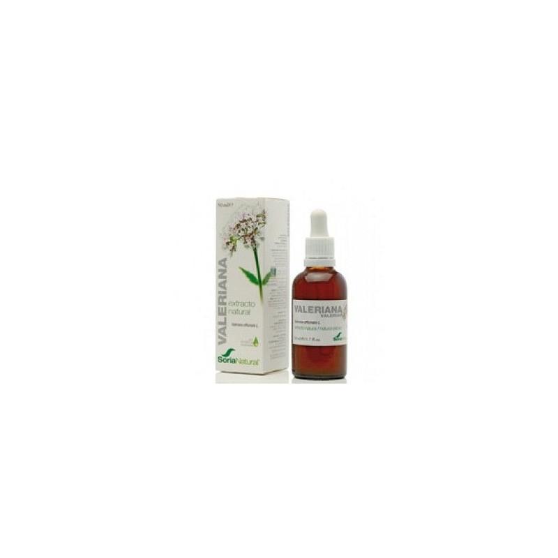 Valeriana extracto 50 ml. Soria Natural