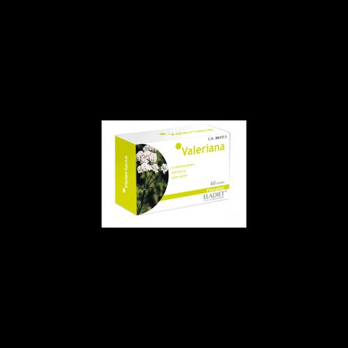 Valeriana fitotablet 60 comprimidos. Eladiet