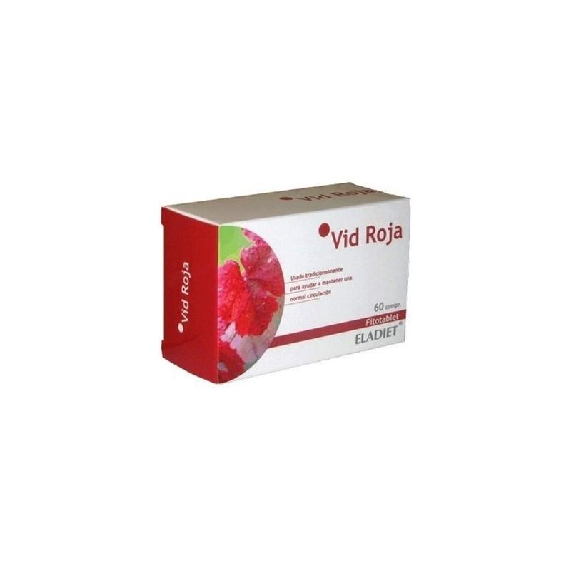 Vid roja 60 comprimidos 330 mg. Eladiet