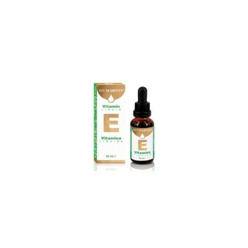 Vitamina E líquida 30 ml. Marnys