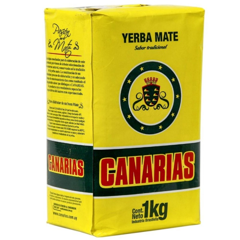 Yerba mate 1 kg. Canarias