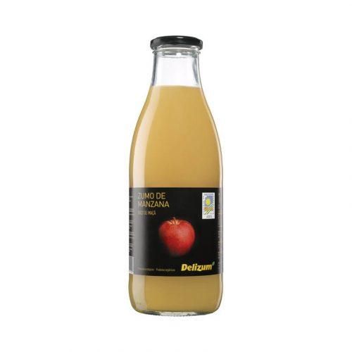 Zumo de manzana ecológica 1 L. Delizium