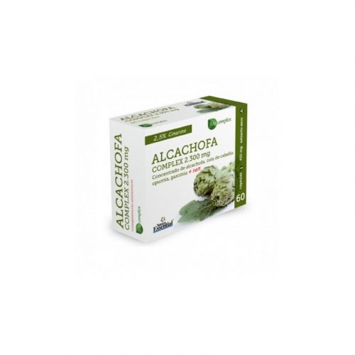 Alcachofa complex extracto seco 2300 mg. Nature Essential