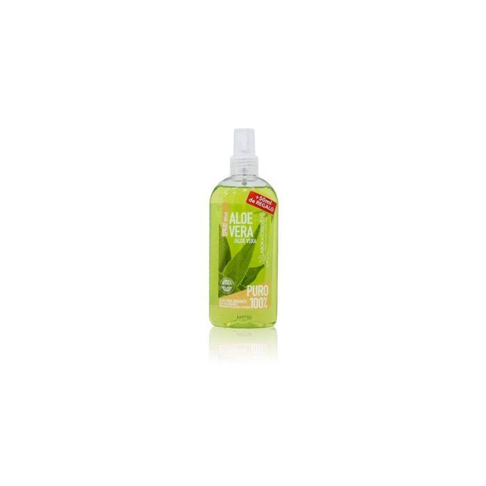 Spray emergencia aloe vera puro 200 ml. S&S