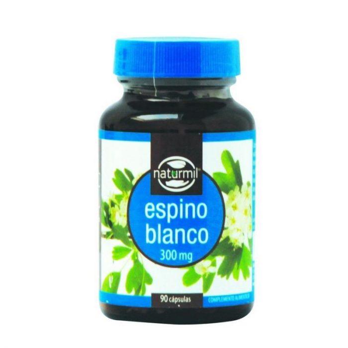 Espino blanco 300 mg. 90 perlas. Naturmil